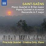 Cristina Ortiz Saint-Saens: Piano Quartet - Barcarolle - Piano Quintet