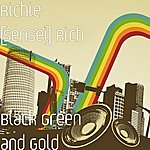 Richie Black Green And Gold