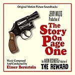 Elmer Bernstein The Story On Page One / The Reward (Original Motion Picture Soundtracks)