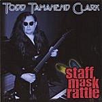 Todd Tamanend Clark Staff, Mask, Rattle