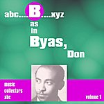 Don Byas B As In Byas, Don (Volume 1)