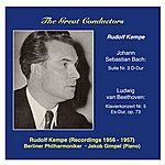 Rudolf Kempe The Great Conductors: Rudolf Kempe (Bach - Beethoven) (1956-1957)