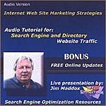 Jim Maddox Internet Web Site Marketing Strategies
