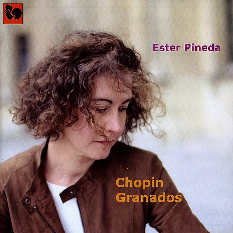 Cover Art: Chopin & Granados: Oeuvres Choisies