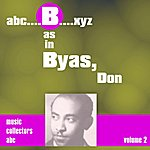 Don Byas B As In Byas, Don (Volume 2)