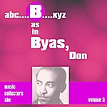 Don Byas B As In Byas, Don (Volume 3)