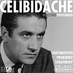 Sergiu Celibidache Celibidache Maestro Profondo, Vols. 1 & 2 (1946-1950)