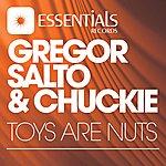 Gregor Salto Toys Are Nuts 2013
