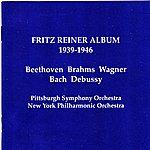 Pittsburgh Symphony Orchestra Fritz Reiner Album