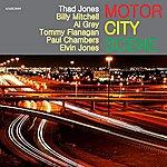 Thad Jones Motor City Scene - Ep