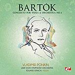 USSR State Symphony Orchestra Bartók: Concerto For Violin & Orchestra No. 2 (Digitally Remastered)
