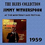 Jimmy Witherspoon At The Monteray Jazz Festival