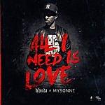 DJ Honda All I Need Is Love