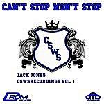 Jack Jones Can't Stop Won't Stop, Vol. 1