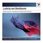Carlo Maria Giulini Beethoven: Violin Concerto In D Major, Op. 61; Romances For Violin No. 1 In G Major, Op. 40 & No. 2 In F Major, Op. 50
