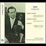 Arthur Grumiaux Joseph Haydn: Violin Concertos In C & G; Michael Haydn: Violin Concerto In A