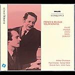 Arthur Grumiaux French & Belgian Violin Sonatas
