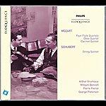 Arthur Grumiaux Mozart: Four Flute Quartets; Oboe Quartet; Clarinet Quintet; Schubert: String Quintet
