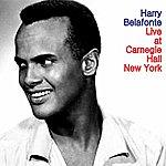 Harry Belafonte Live At Carnegie Hall, New York