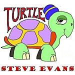 Steve Evans Turtle