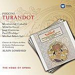 Alain Lombard Puccini - Turandot