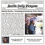 Marilyn Rucker Everybody's Somebody Else's Weirdo