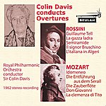 Royal Philharmonic Orchestra Colin Davis Conducts Overtures