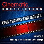 Jim Carroll Cinematic Soundtracks - Epic Themes For Movies, Vol. 1
