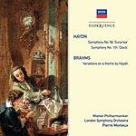 "Wiener Philharmoniker Haydn: Symphony No.94 ""Surprise""; Symphony No.101 ""Clock""; Brahms: Variatiations On A Theme Of Haydn"