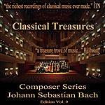 Sviatoslav Richter Classical Tresures Composer Series: Johann Sebastian Bach, Vol. 9