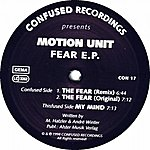 Motion Unit Fear Ep