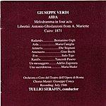 Maria Caniglia Verdi: Aida