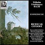 Ryo Terakado Bach: Kammermusik