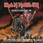 Iron Maiden Maiden England '88 (Live)