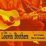 The Louvin Brothers The Louvin Brothers 40 Greatest Hits And Harmonies