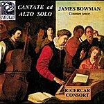 James Bowman Cantate Ad Alto Solo