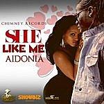 Aidonia She Like Me - Single
