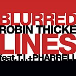 Robin Thicke Blurred Lines (Single)