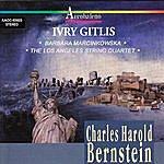 Ivry Gitlis Works By Charles Harold Bernstein, Pt. 1