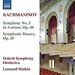 Leonard Slatkin Rachmaninov: Symphony No. 3 - Symphonic Dances