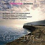 Edward Elgar Elgar, E.: Violin Concerto / Falstaff / Serenade / Elegy (Campoli, London Philharmonic, Elgar, L. Ronald, Boult) (1933-1956)