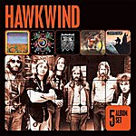 Hawkwind 5 Album Set (Remastered) (Hawkwind/In Search Of Space/Doremi Fasol Latido/Hall Of The Mountain Grill/Masters Of The Universe)