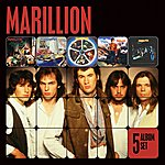Marillion 5 Album Set (Remastered) (Script For A Jester's Tear/Fugazi/Real To Reel/Misplaced Childhood/Clutching At Straws)