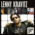 Lenny Kravitz 5 Album Set (Let Love Rule/Mama Said/Are You Gonna Go My Way/Circus/5)