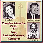 Anthony Newman Complete Works For Violin And Piano