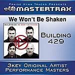 Building 429 We Won't Be Shaken [Performance Tracks]