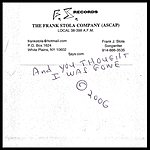 Frank J. Stola And You Thought I Was Gone