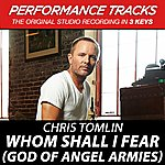 Chris Tomlin Whom Shall I Fear (God Of Angel Armies) Ep (Performance Tracks)