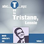 Lennie Tristano T As In Tristano, Lenny (Volume 1)