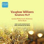 Sir Adrian Boult Vaughan Williams: Symphony No. 9